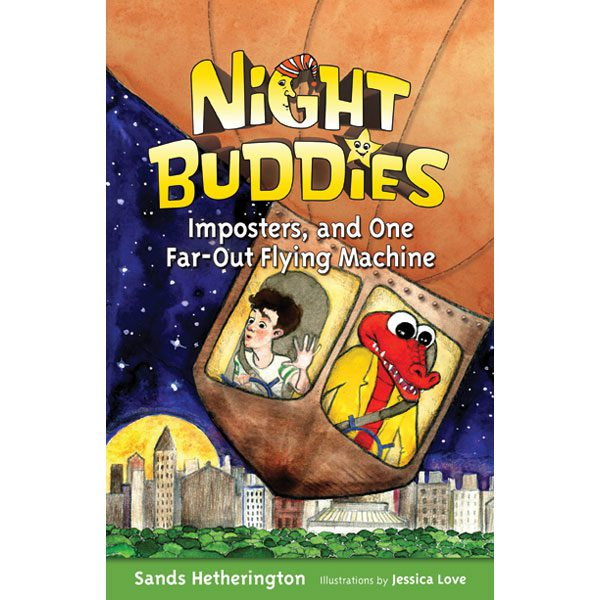 Night Buddies book cover